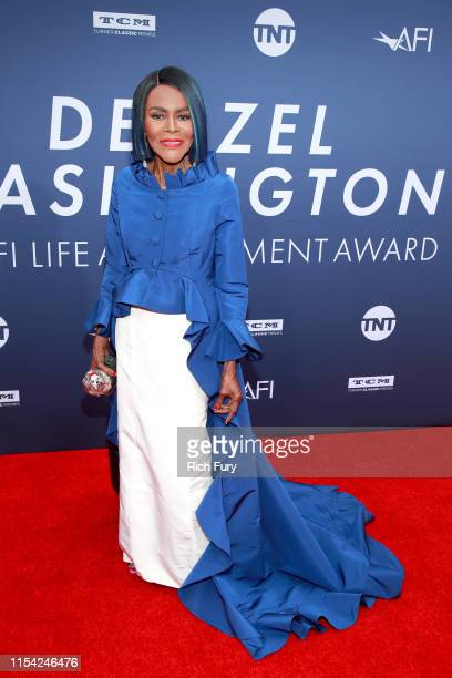 Cicely Tyson attends the 47th AFI Life Achievement Award honoring Denzel Washington at Dolby Theatre on June 06 2019 in Hollywood California