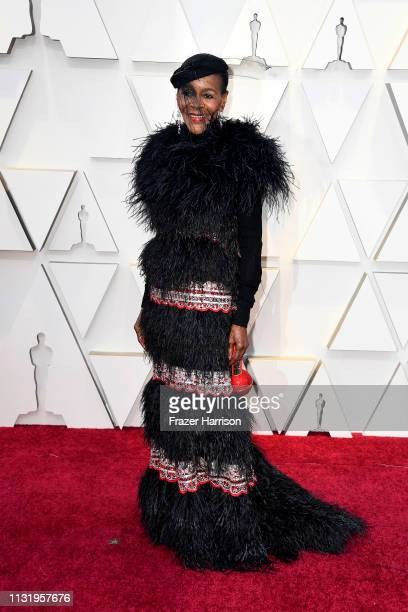 Cicely Tyson attends the 91st Annual Academy Awards at Hollywood and Highland on February 24 2019 in Hollywood California