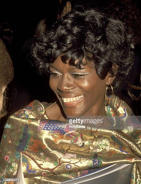 Cicely Tyson during 5th Annual AFI Lifetime Achievement Award Salute to Bette Davis at Beverly Hilton Hotel in Beverly Hills CA United States