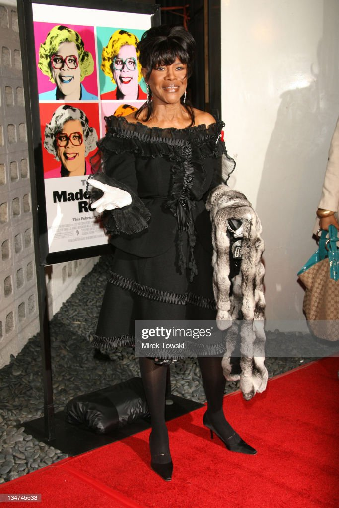"""Cicely Tyson during """"Madea's Family Reunion"""" Los Angeles ..."""