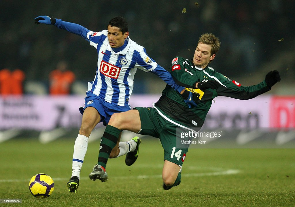 Hertha BSC Berlin v Borussia M'gladbach - Bundesliga