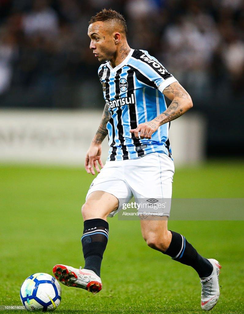 Corinthians v Gremio - Brasileirao Series A 2018