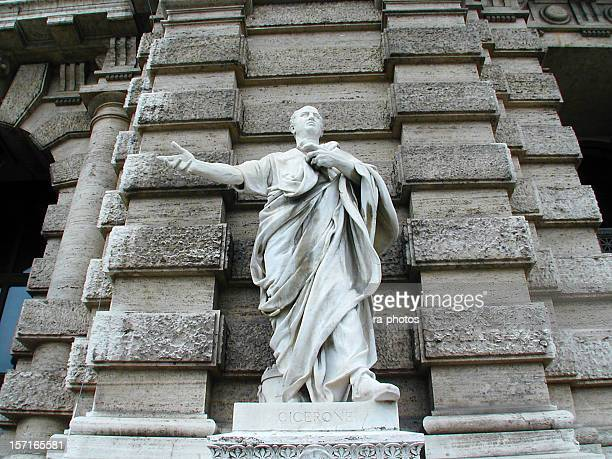 cicero - philosopher stock pictures, royalty-free photos & images