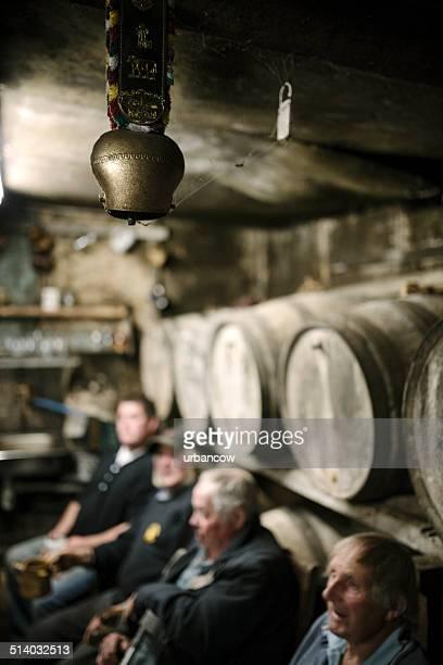 Cider Barn bell
