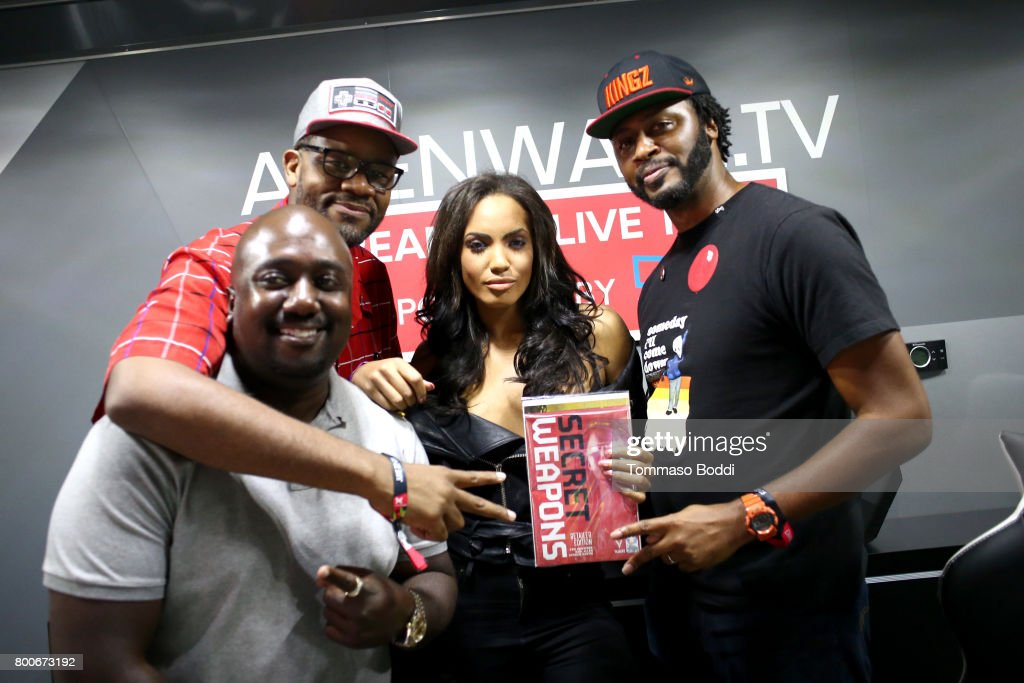 Ciera Foster at day one of BET Experience Fanfest at Los Angeles Convention Center on June 24, 2017 in Los Angeles, California.