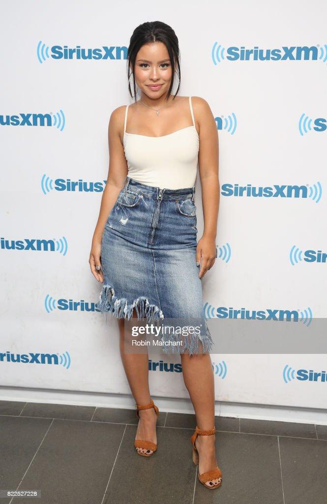 Celebrities Visit SiriusXM - July 25, 2017