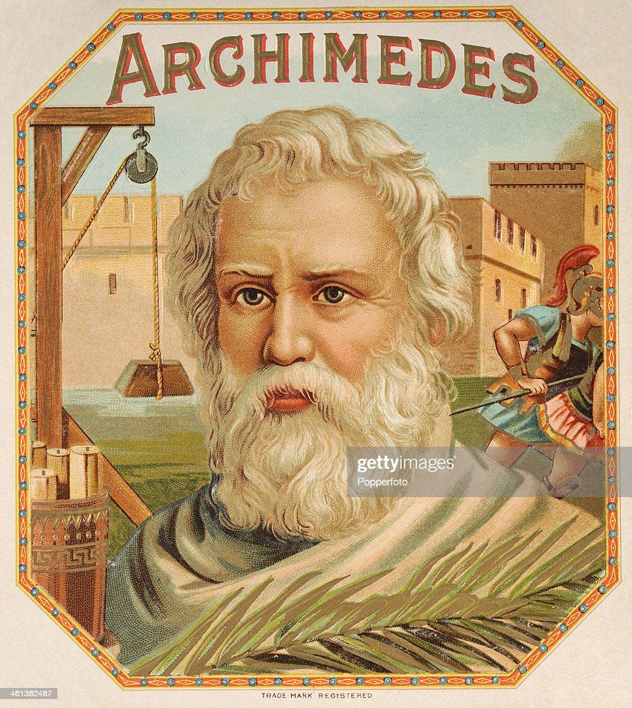 Archimedes Pictures Getty Images