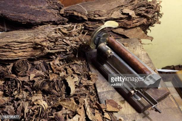 Cigar handicraft