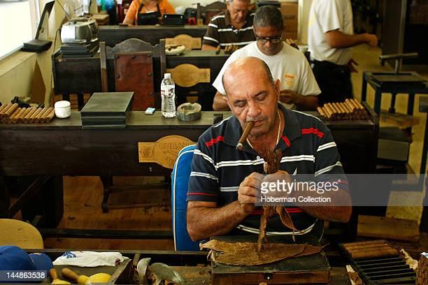 Cigar Roller, Cuban Crafters, Miami