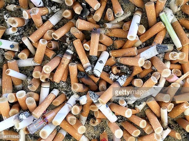 Cigarrillo Butts