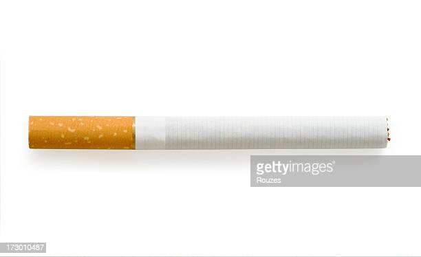 cigarette isolated - cigarette stock pictures, royalty-free photos & images