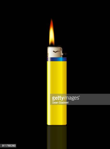 cigarette lighter - cigarette lighter stock pictures, royalty-free photos & images