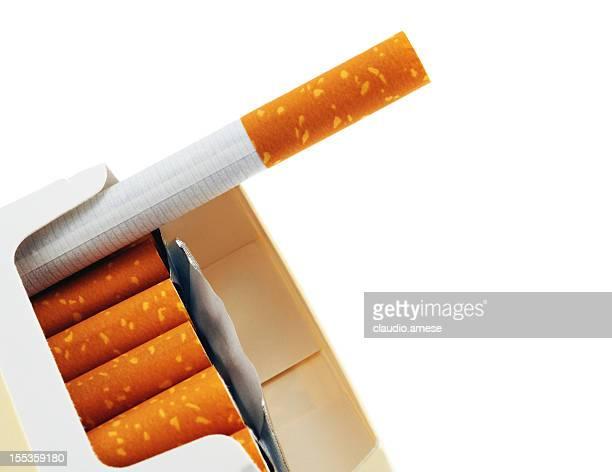Cigarette Pack. Color Image