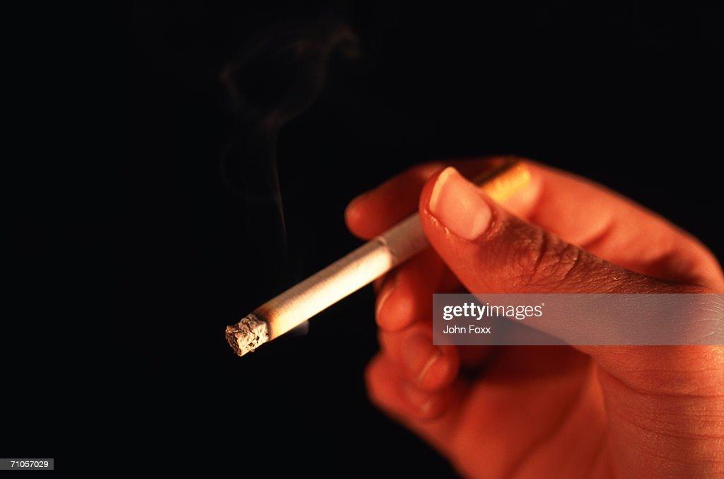 cigarette : Stock Photo