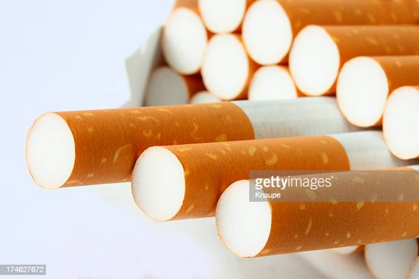 cigarettes - cigarette pack stock pictures, royalty-free photos & images