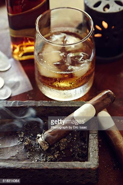Cigars and Rum