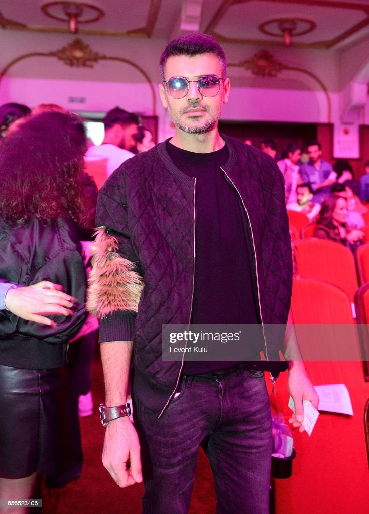 VIP Guests - Day 2 - Mercedes-Benz Fashion Week Istanbul - March 2017