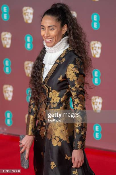 Ciinderella Balthazar attends the EE British Academy Film Awards 2020 After Party at The Grosvenor House Hotel on February 02 2020 in London England