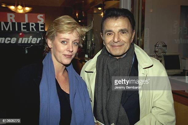 C{cile Auclert and JeanPierre Kalfon