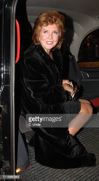 Celebrity Sightings At The Ivy In London Stock Photos and ...