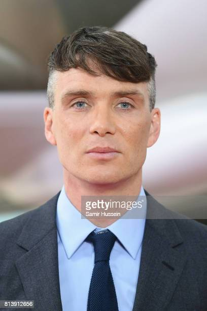 Cillian Murphy attends the 'Dunkirk' World Premiere at Odeon Leicester Square on July 13, 2017 in London, England.