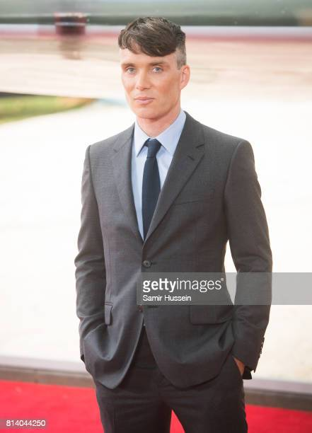 Cillian Murphy attends the Dunkirk World Premiere at Odeon Leicester Square on July 13 2017 in London England
