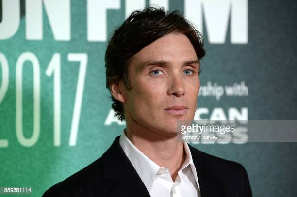 Cillian Murphy attends the UK Premiere of The Party during the 61st BFI London Film Festival on October 10 2017 in London England
