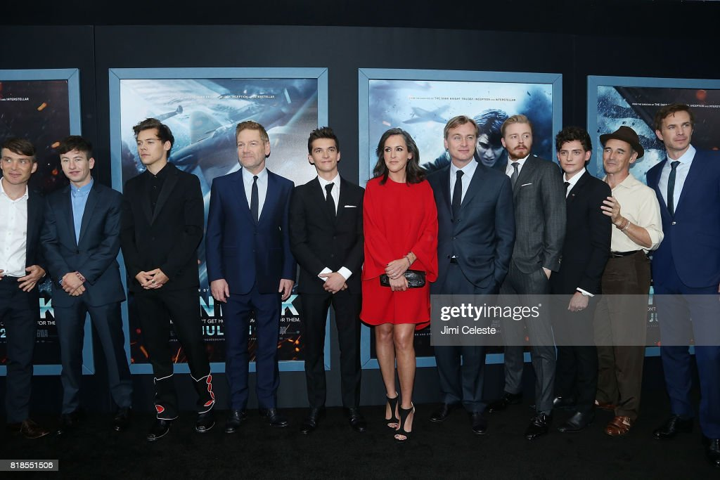 """Dunkirk"" U.S. Premiere"