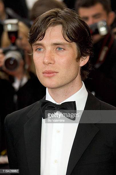 "Cillian Murphy during 2006 Cannes Film Festival - ""The Wind That Shakes The Barley"" Premiere at Palais Du Festival in Cannes, France."