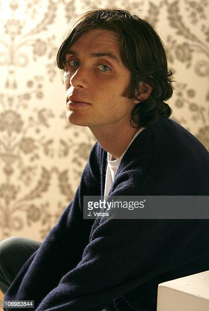 "Cillian Murphy during 31st Annual Toronto International Film Festival - ""The Wind that Shakes the Barley"" Portraits at Portrait Studio in Toronto,..."