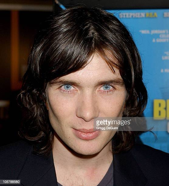 Cillian Murphy during AFI FEST 2005 presented by Audi 'Breakfast on Pluto' Screening Arrivals at ArcLight Hollywood in Hollywood California United...