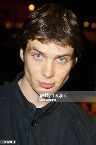 "Cillian Murphy during ""Intermission"" - London Premiere at The Electric Cinema, Portabello Road in London, Great Britain."