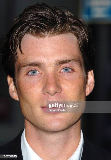 Cillian Murphy during Red Eye Los Angeles Premiere at Mann Bruin in Westwood California United States