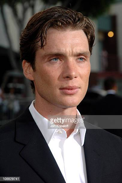 """Cillian Murphy during """"Red Eye"""" Los Angeles Premiere - Red Carpet at Mann Bruin Theater in Westwood, California, United States."""