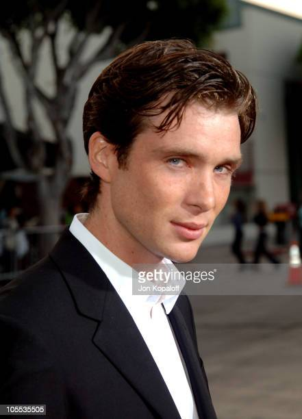 Cillian Murphy during Red Eye Los Angeles Premiere Red Carpet at Mann Bruin Theater in Westwood California United States