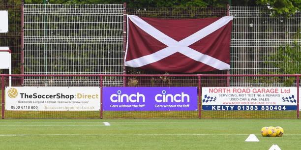 GBR: Kelty Hearts v Cowdenbeath - cinch Premiership
