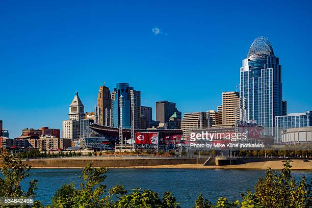 Cincinnati and the Great American Ballpark