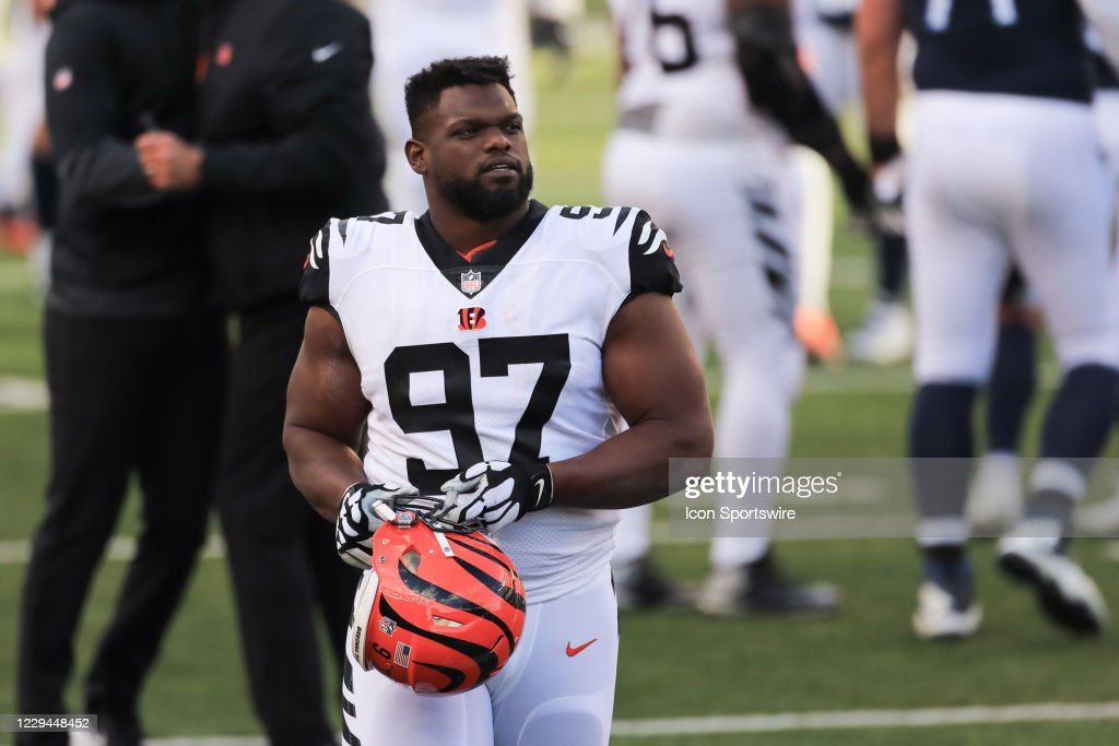 NFL: NOV 01 Titans at Bengals : News Photo