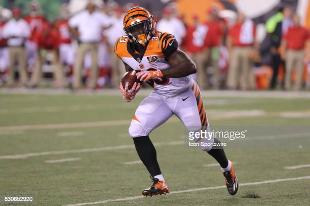 tra carson bengals jersey