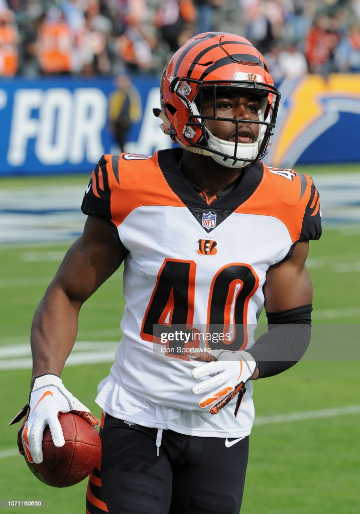 NFL: DEC 09 Bengals at Chargers : News Photo