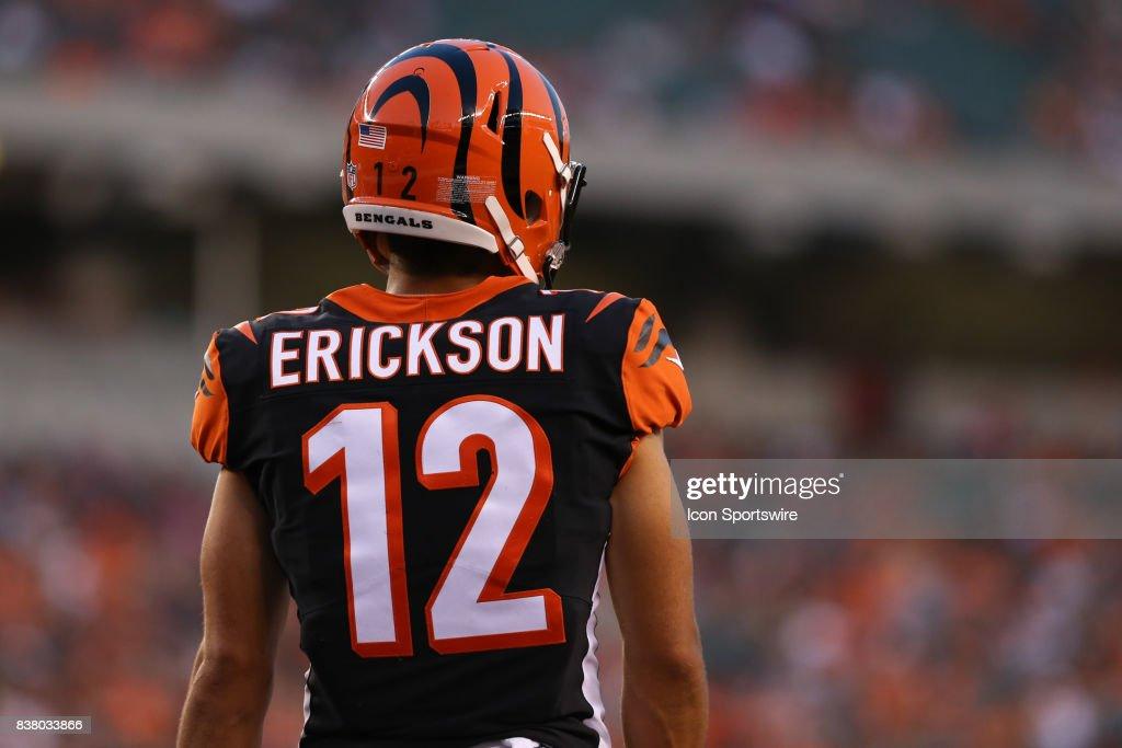 Alex Erickson NFL Jersey