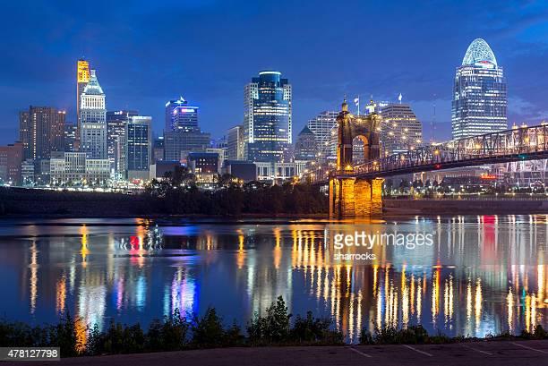 Cincinnati dawn