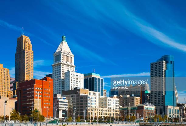 Cincinnati downtown buildings