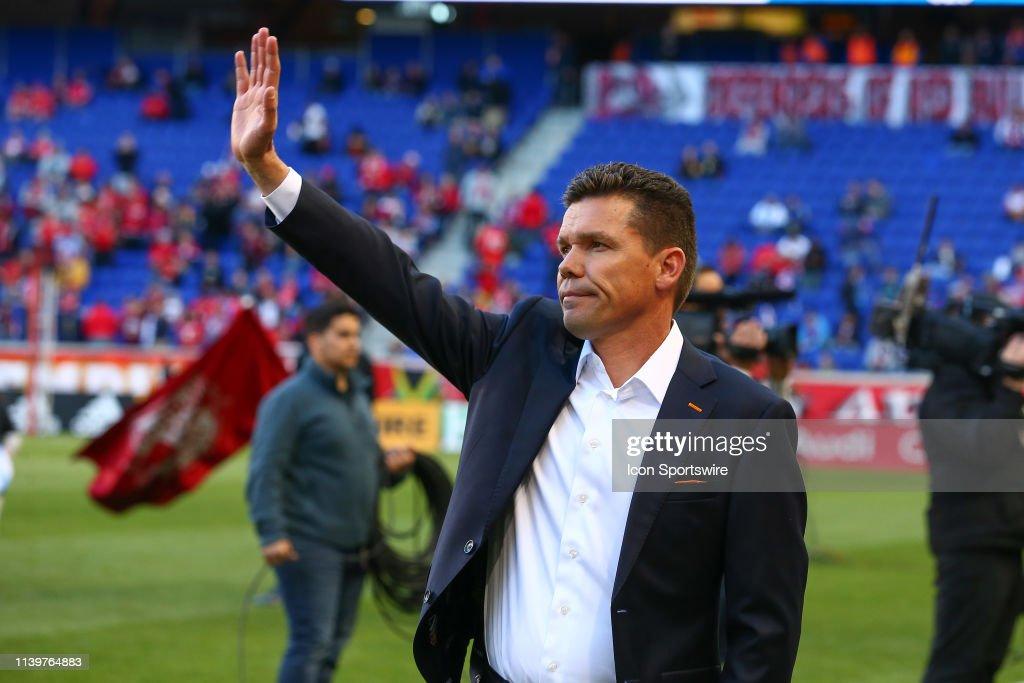SOCCER: APR 27 MLS - FC Cincinnati at New York Red Bulls : News Photo