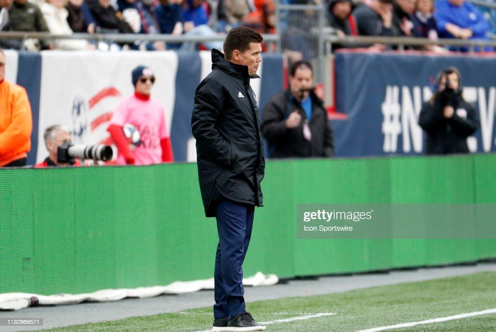 SOCCER: MAR 24 MLS - FC Cincinnati at New England Revolution : News Photo