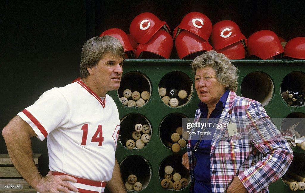 Cincinnati Reds - 1970's File Photos : News Photo