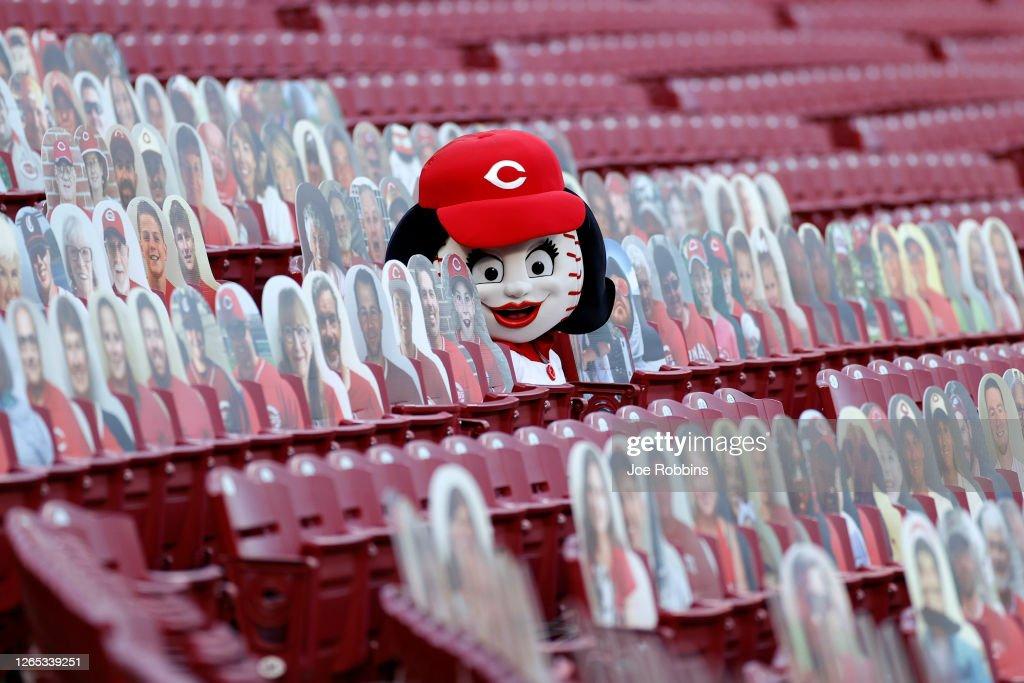 Kansas City Royals v Cincinnati Reds : News Photo