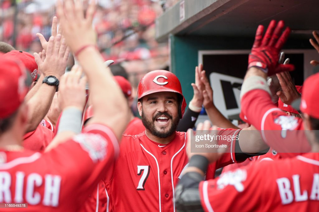 MLB: SEP 01: Pirates at Cardinals : News Photo