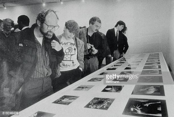 Cincinnati: Several thousands turned out to see the controversial works of Robert Mapplethorpe at the Contemporary Arts Center in Cincinnati. The CAC...