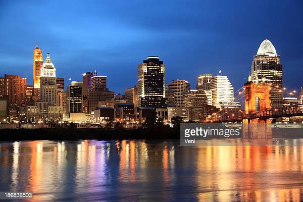 Cincinnati Skyline, Ohio